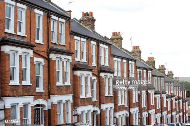 London Mansion Häuserblocks