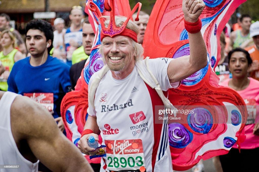 London Marathon : Fotografía de noticias