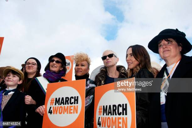 London March 4th 2017Thousands of people marched across Tower Bridge in an event organised by Care International to highlight the inequality faced by...