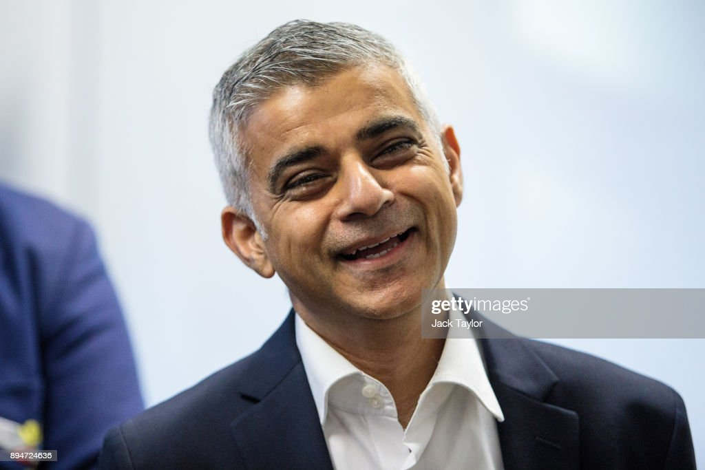 Sadiq Khan Launches Women's Equality Campaign