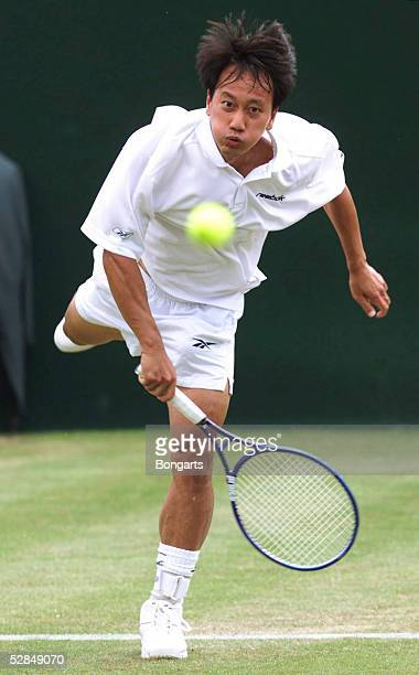 London; Michael CHANG/USA