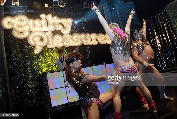 London Nightlife Guilty Pleasures night cabaret and pop star themed fancy dress at KOKO Club Camden London