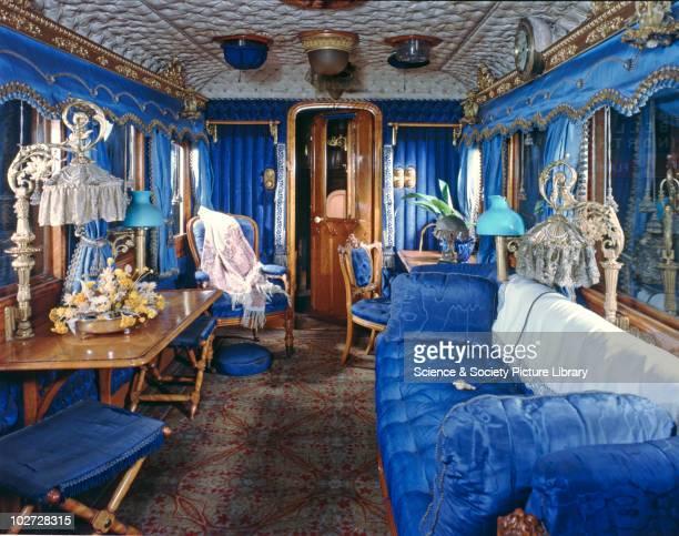 London North Western Railway, Queen Victoria's Saloon.