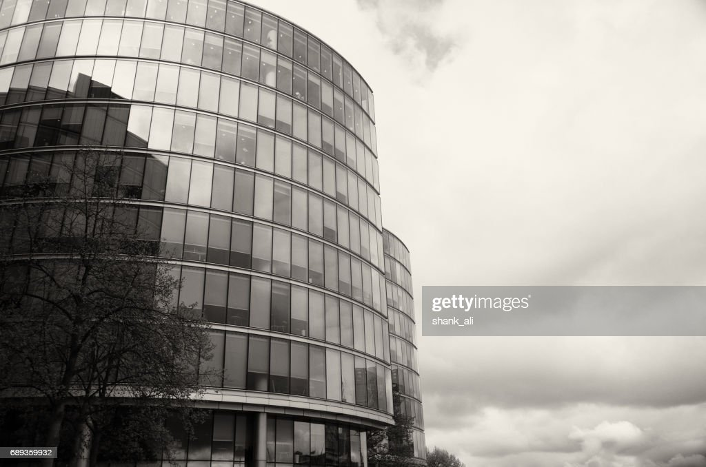 London office buildings and places of interest . : Stock Photo