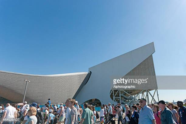 London Olympic Park Aquatic Centre
