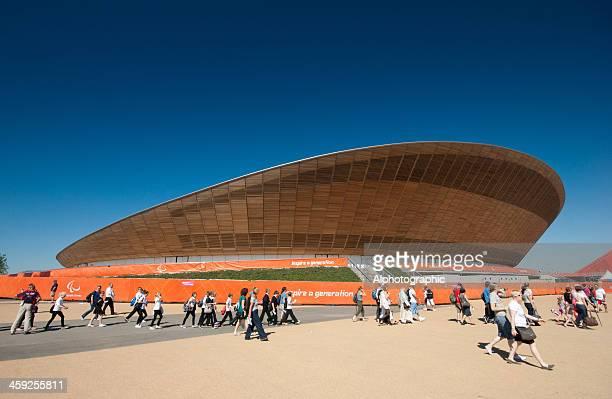London Olympics Velodrome Modern Architecture