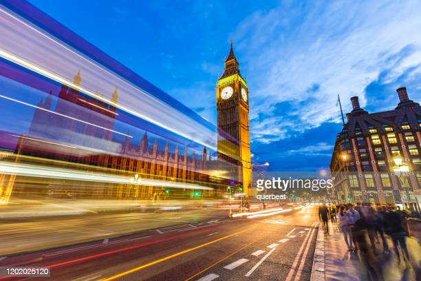london on the move - central london stock pictures, royalty-free photos & images