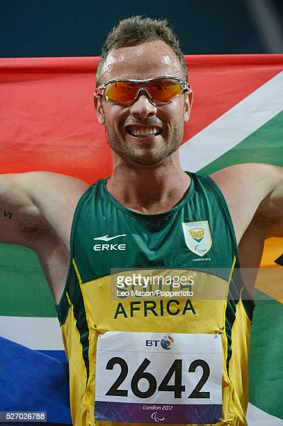 Track and FieldEvening Session Men's 400m T44 Oscar Pistorius RSA