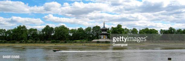 london peace pagoda - pagoda stock pictures, royalty-free photos & images