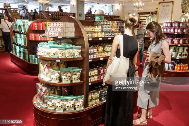 London Piccadilly Fortnum Mason luxury department store chocolates