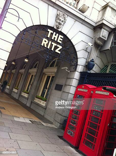 UK London Piccadilly The Ritz Hotel