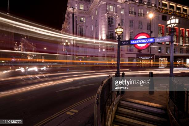 london - metropolitana di londra foto e immagini stock