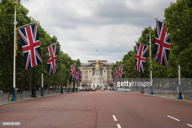 london - buckingham palace stock pictures, royalty-free photos & images