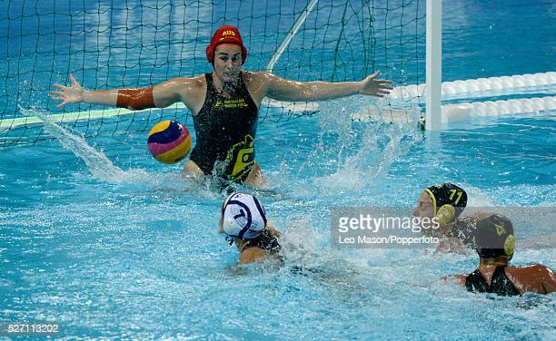 Womens InternationalFinalUSA Vs AUS Olympic Water Polo Arena