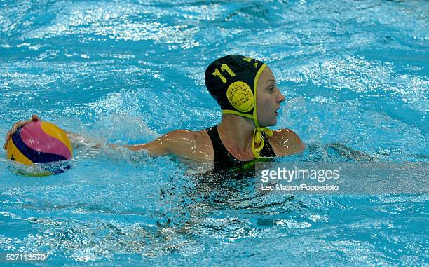 Womens InternationalFinalUSA Vs AUS Olympic Water Polo Arena Melissa Rippon AUS