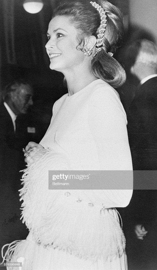 Portrait of Grace Kelly : News Photo