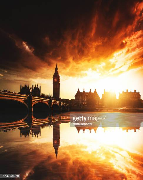 london reflections - september stock pictures, royalty-free photos & images