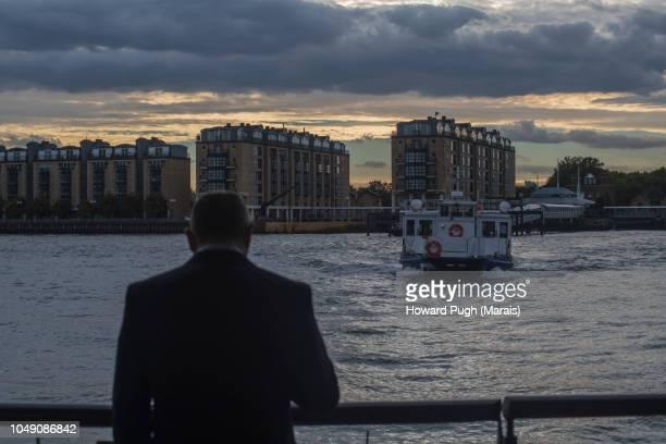 London River Boat Views, Landscape & Architecture