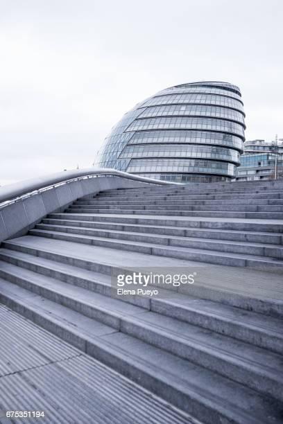 London Riverbank