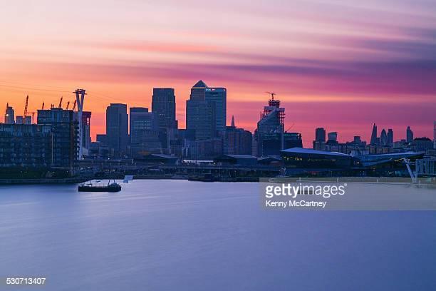 London - Royal Victoria Docks