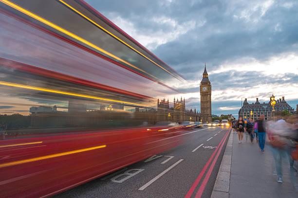 London Rush Hour Wall Art