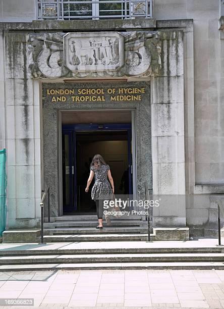 London School of Hygiene and Tropical Medicine London England