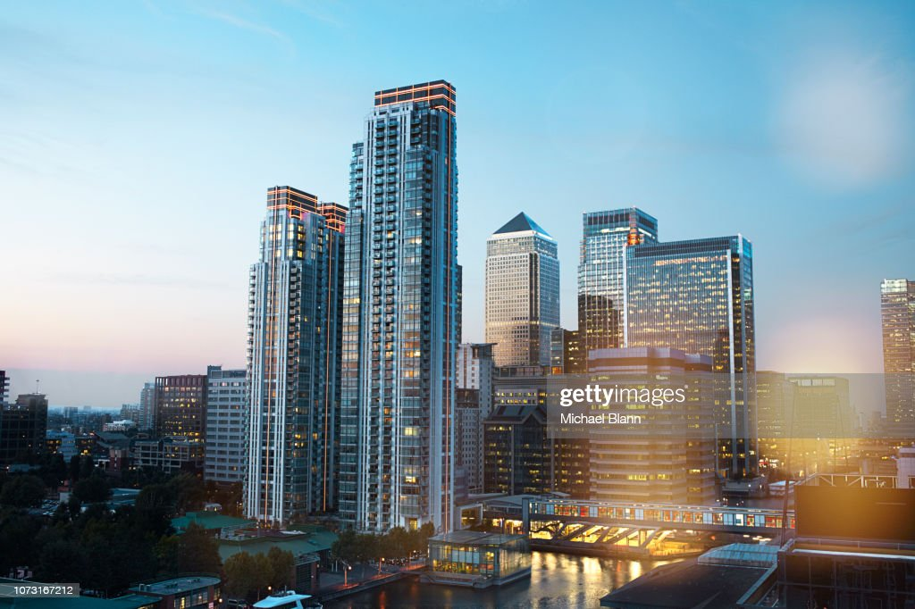 London Skyline : Stock Photo