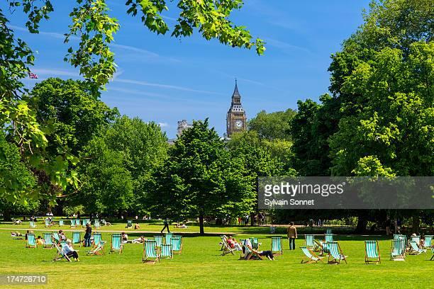 London, St James' Park