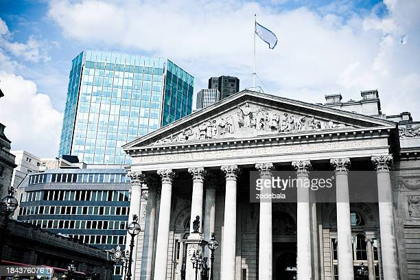 london stock exchange - central bank stock pictures, royalty-free photos & images