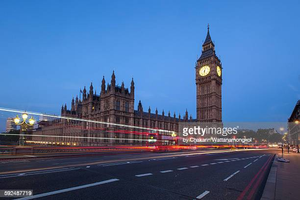 London Street and Big Ben