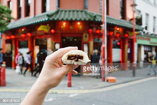 London Street Food - chinese bun