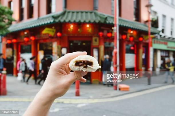 London Street Food - chinesische Brötchen