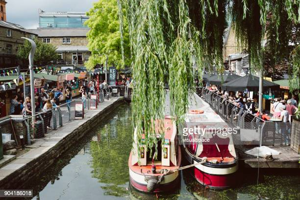 london street food - camden london stock pictures, royalty-free photos & images