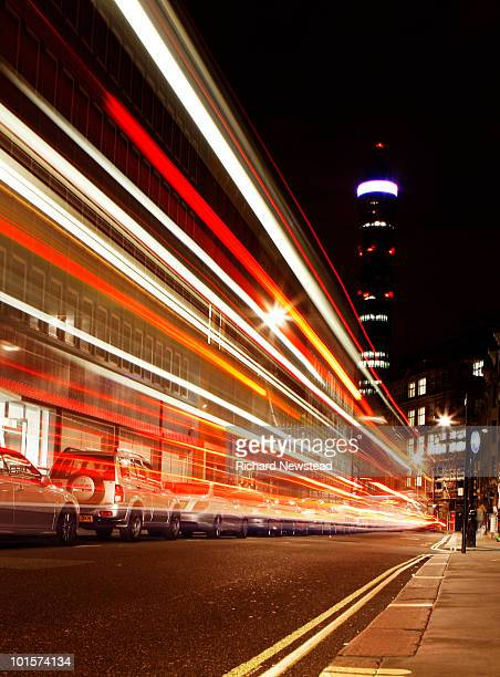 London Street with BT Tower