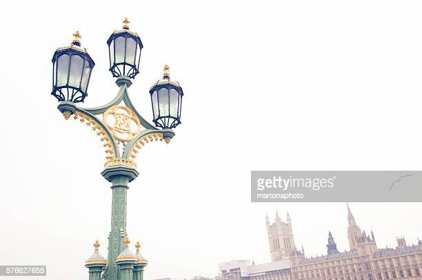 London streetlight