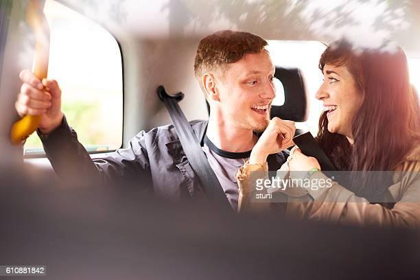 london taxi ride