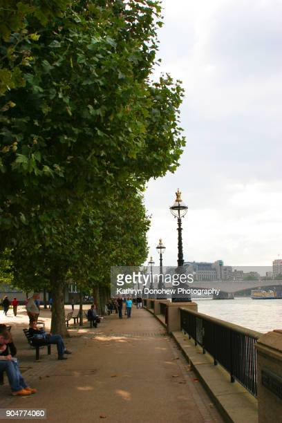 London- Thames River