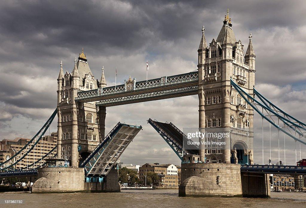 London, The London Bridge. : Stock Photo