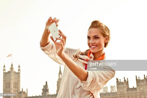 london tourist - izusek stock photos and pictures