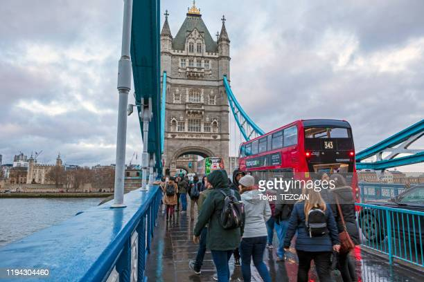 london tower bridge - central london stock pictures, royalty-free photos & images