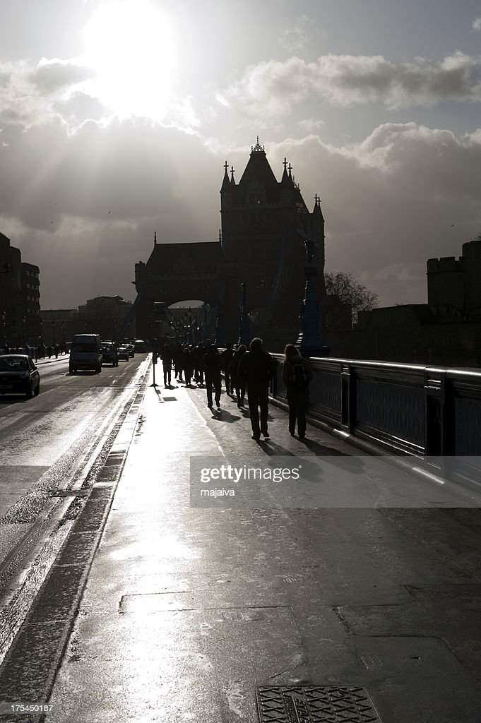 London Tower bridge : Stock Photo