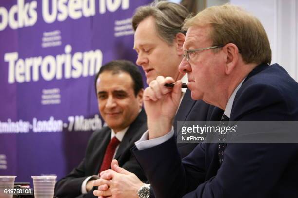 London UK The office of the National Council of Resistance of Iran in UK held a press conference on March 7 in London to release information on the...