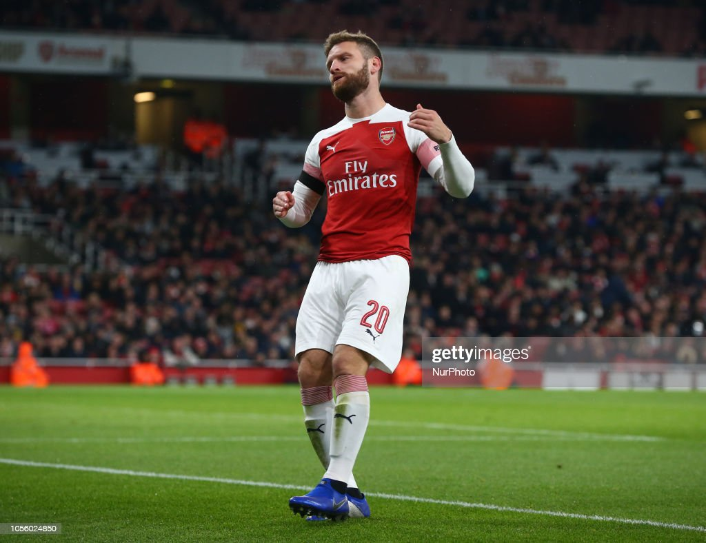 Arsenal v Blackpool - Carabao Cup Fourth Round : News Photo