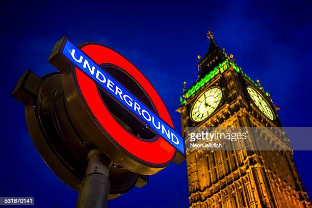 London Underground (colour)