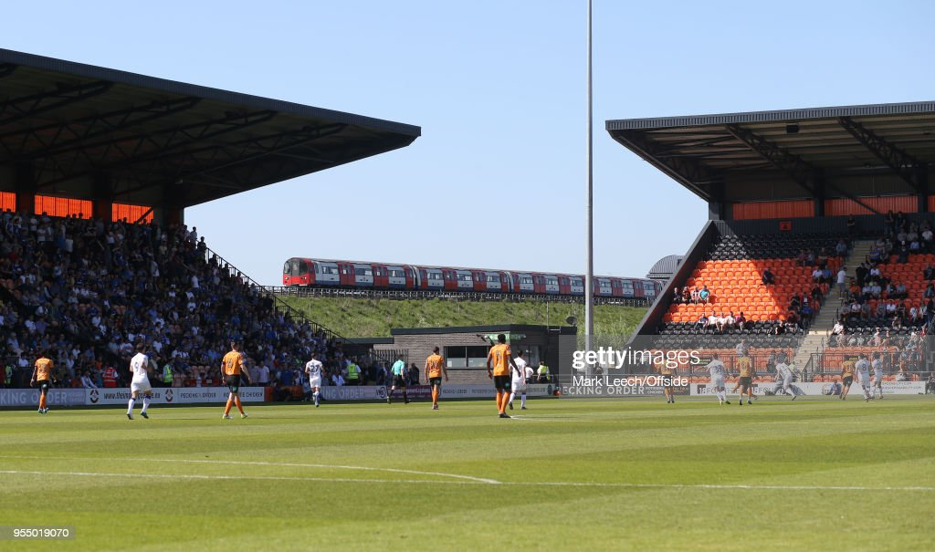 Barnet v Chesterfield - Sky Bet League Two : News Photo