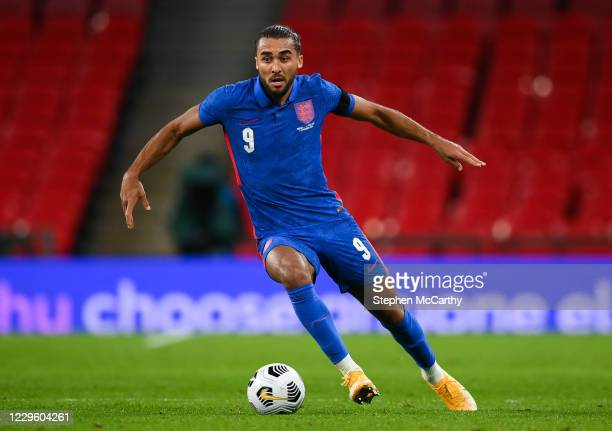 London , United Kingdom - 12 November 2020; Dominic Calvert-Lewin of England during the International Friendly match between England and Republic of...