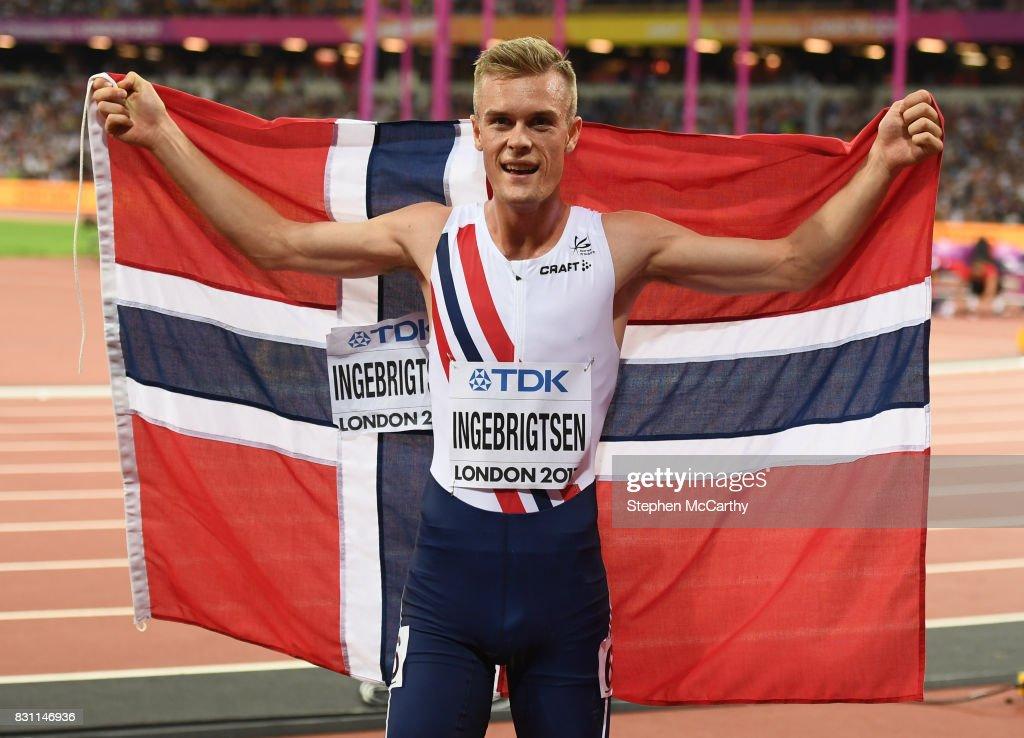 IAAF World Athletics Championships 2017 - Day 10 : News Photo