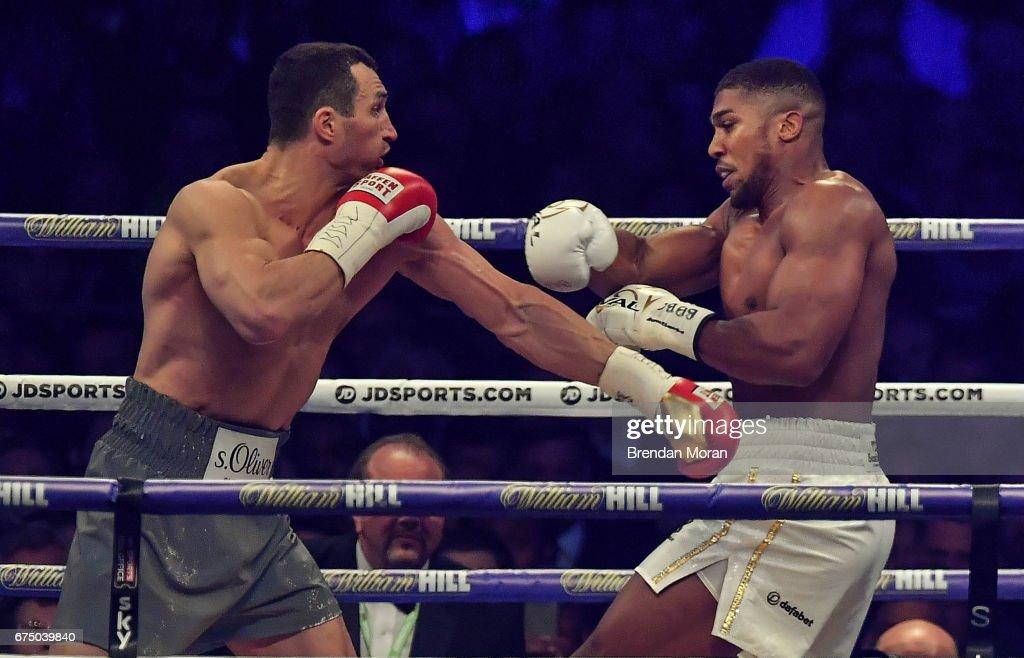 Boxing at Wembley Stadium : ニュース写真