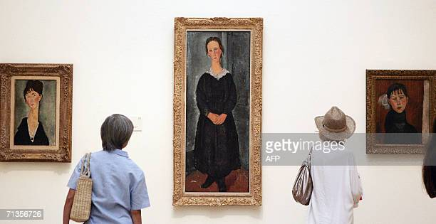 Modigliani and His Models is the first major exhibition of the sculptor and painter Amedeo Modigliani to be held in Great Britain for over forty...