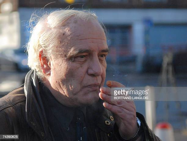 Russian exile Vladimir Bukovsky a holder of both Russian and British citizenship who wants to run in election to succeed Vladimir Putin in 2008...